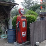 Fuel Pump at Galleano